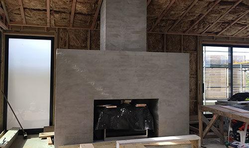 Fireplace Render